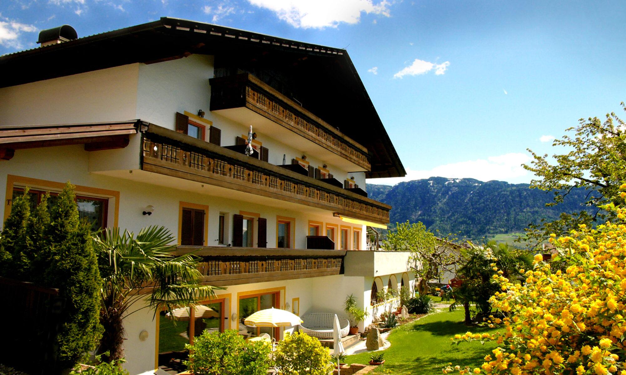 Pension Leimerhof Dorf Tirol - Südtirol